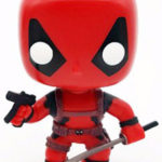 Best Funko Pop Toy Deadpool from Marvel The Avengers