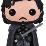 Best Funko Pop Toy Jon Snow from Game of Thrones