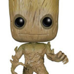 Best Funko Pop Toys Groot from Guardians of The Galaxy