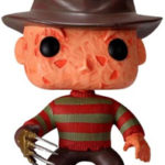 Freddy Krueger of A Nightmare on Elm Street