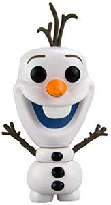 Funko Pop Toy - Olaf of Frozen in a happy face