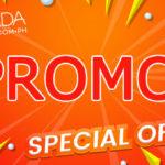 Lazada Philippines Promos