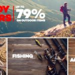 Outdoor Gear and Equipment Promos
