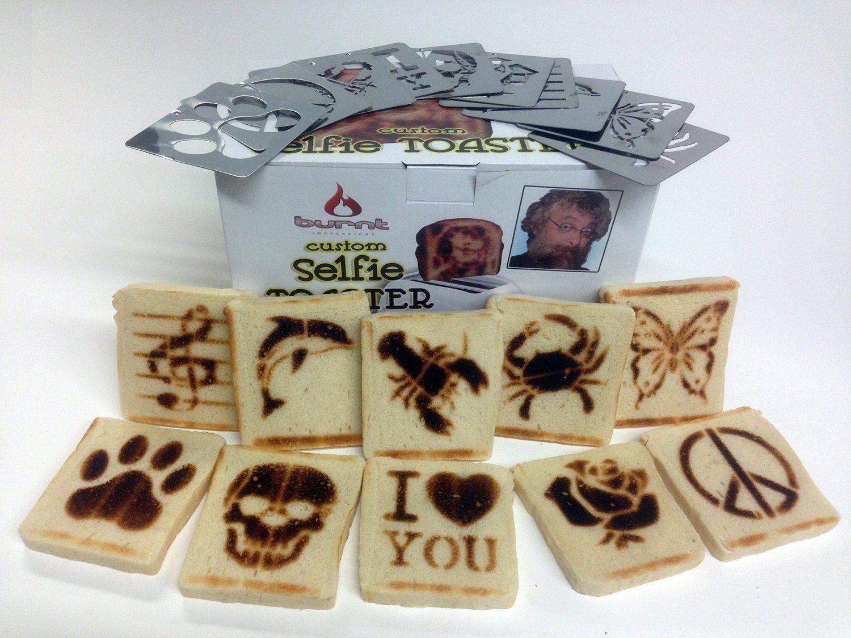 Selfie Toaster